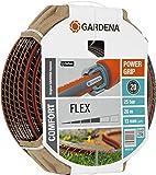 Gardena 18033-20 Comfort Flex Tuyau Gris/Orange Plastique 30 x 30 x 30 cm