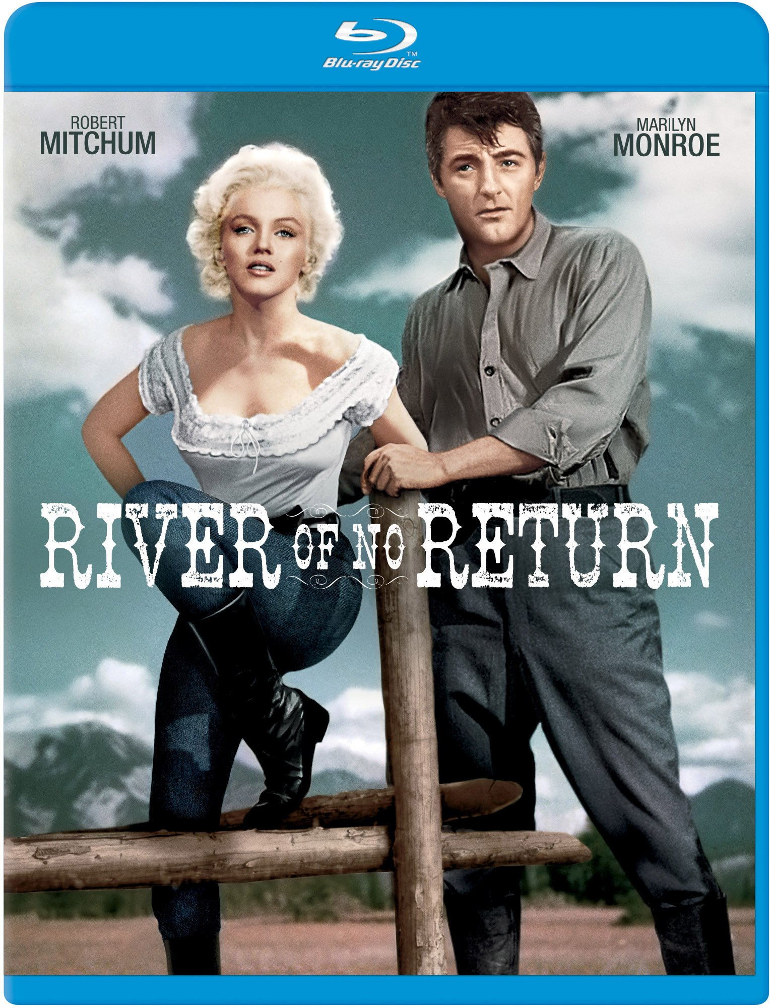 Blu-ray : River of No Return (Digital Theater System, Widescreen, AC-3, Dolby, )