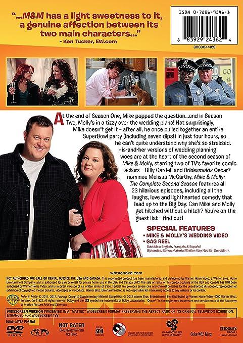 Amazon.com: Mike & Molly: Season 2: Melissa McCarthy, Billy ...