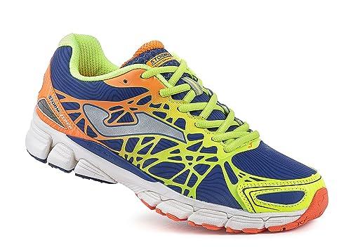 ed56cfcd1 Joma R.Storm Viper 604 Royal-Fluor - Zapatillas de Running Hombre:  Amazon.es: Zapatos y complementos