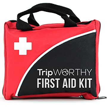 top selling Tripworthy Compact First Aid Kit for Medical Emergency - for Home