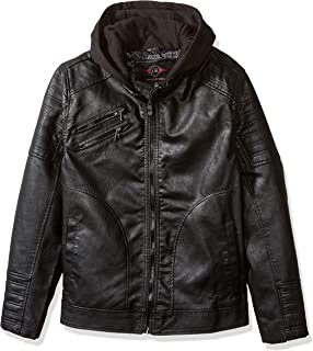 Urban Republic Mens Microfiber/Quilted Fleece Jackets at ...