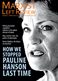 Marxist Left Review 12