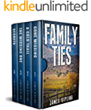 Family Ties Mystery Series Boxset: A Mystery Thriller Collection