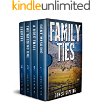 Family Ties Mystery Series Boxset: A Mystery Thriller