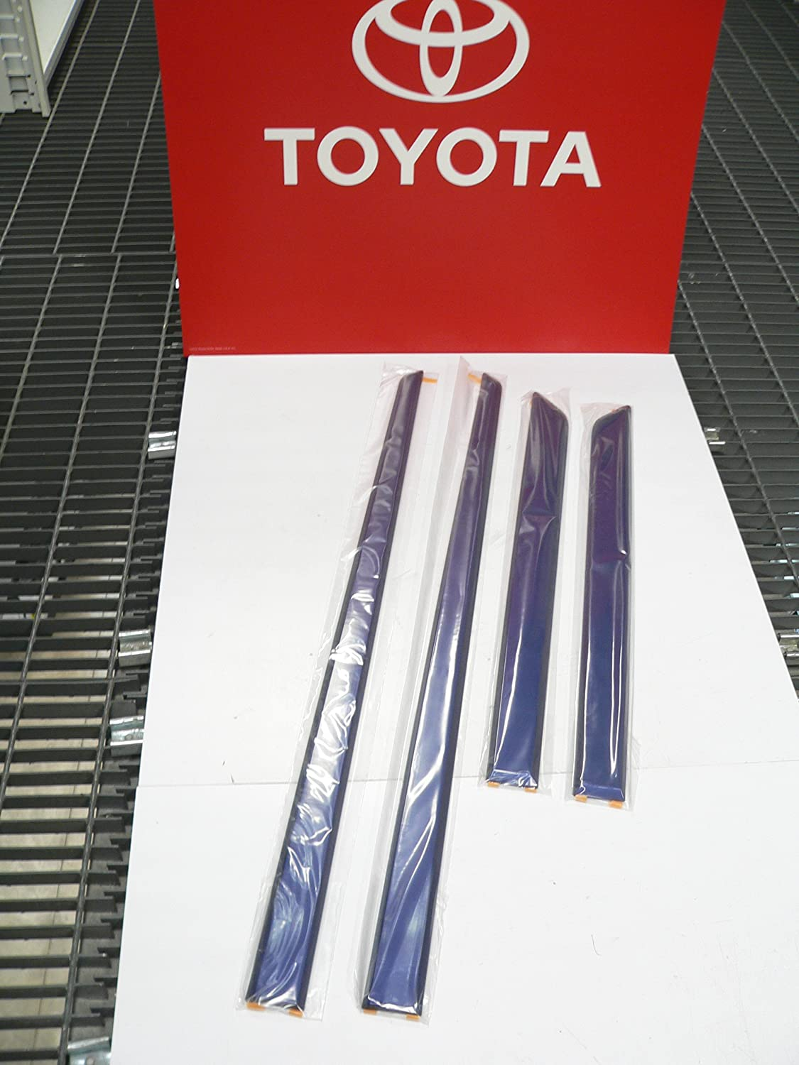 Genuine Toyota PT29A-42060-PS Body Side Molding
