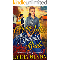 The Wrong Letter for the Suitable Bride: A Western Historical Romance Book