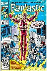 Fantastic Four (1961-1998) #372 (Fantastic Four (1961-1996)) Kindle Edition