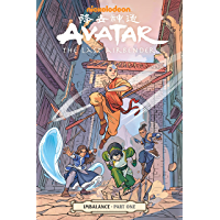 Avatar: The Last Airbender-Imbalance Part One (Avatar: the Last Airbender - Imbalance Book 1) book cover