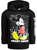 Disney Mickey Mouse Cars Boys Athletic Fleece Pullover Hoodie