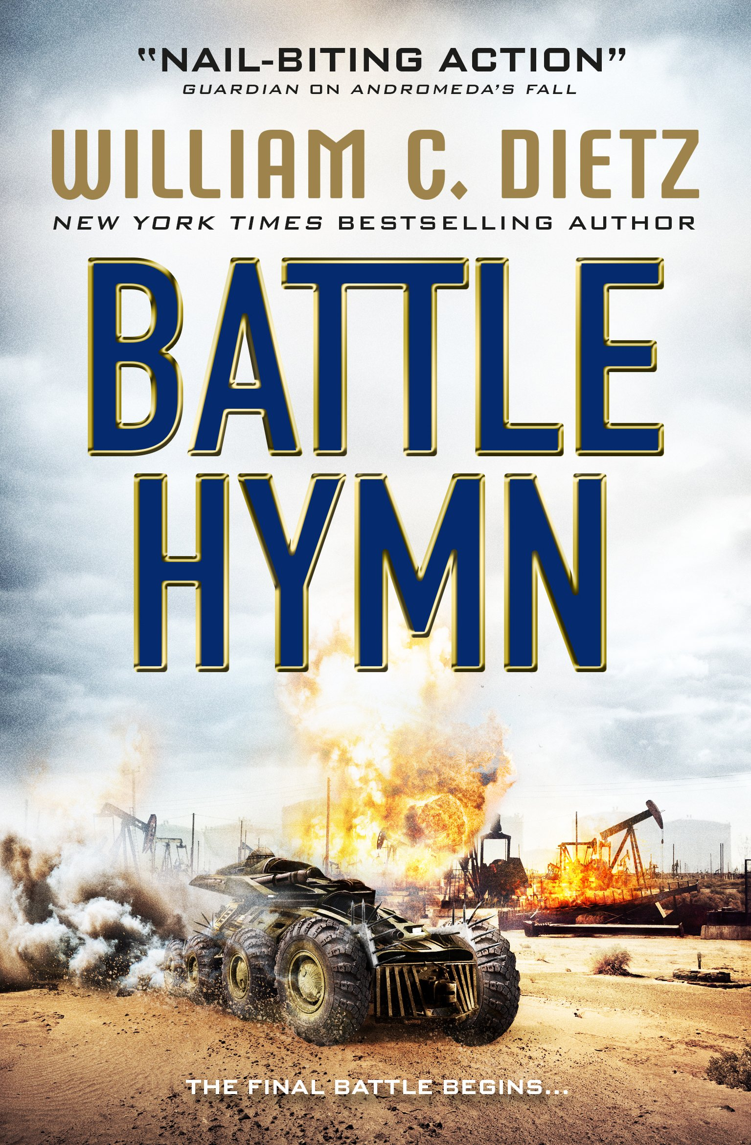 Download Battle Hymn (America Rising #3) PDF