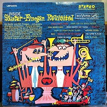 Amazon.com: Sauter Finegan Orchestra Inside Revisited vinyl ...
