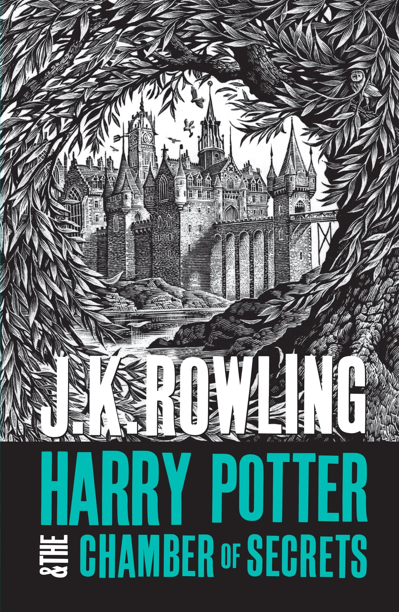 Harry Potter And The Chamber Of Secrets Harry Potter 2 ...