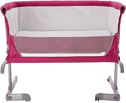 Chicco Next2Me - Cuna de colecho con anclaje a cama, 6 alturas, colección 2017