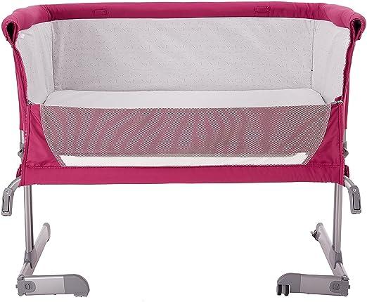 462 opinioni per Chicco Next2Me Culla Neonato per Co-Sleeping in Tessuto, Regolabile e
