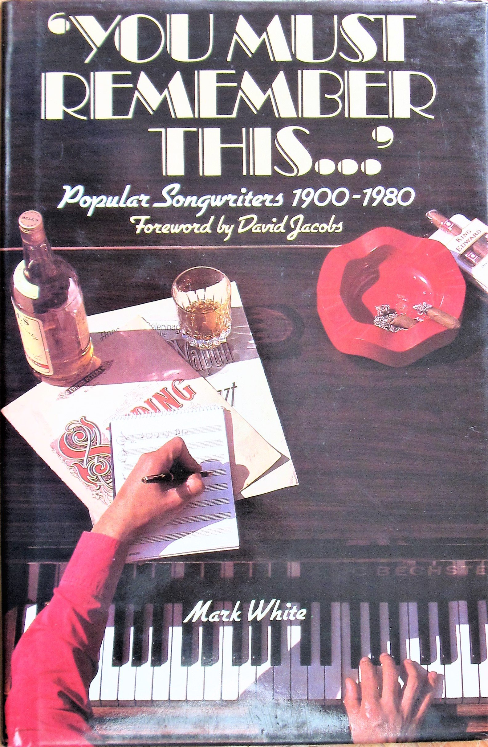 you must remember this popular songwriters 1900 80