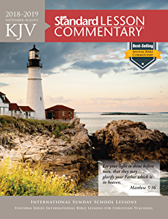 Kjv standard lesson commentary 2016 2017 kindle edition by kjv standard lesson commentary 2018 2019 fandeluxe Choice Image
