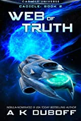 Web of Truth (Cadicle Book 2): An Epic Space Opera Series Kindle Edition