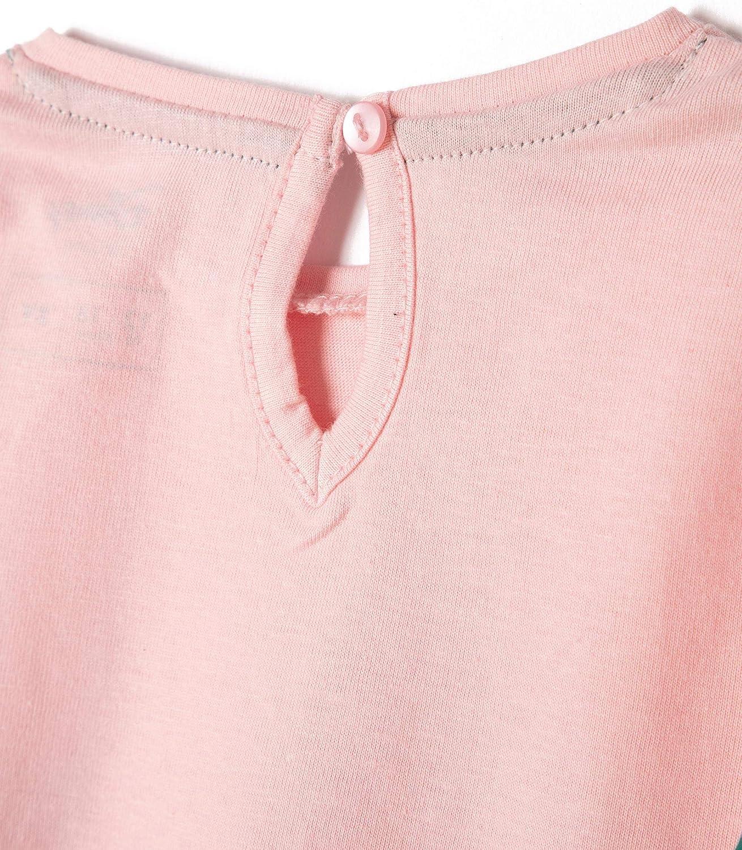 ZIPPY Baby Girls Camiseta De Manga Larga Minnie Long Sleeve T-Shirt
