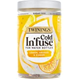 Twinings 川宁 Cold In'Fuse 柠檬 橙子和生姜(6罐 共72个小袋)