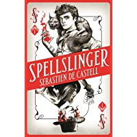 Spellslinger: The fantasy novel that keeps you guessing on every page