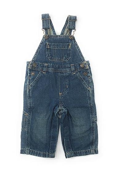 f0c4fb41e Amazon.com: Carter's Baby Boys' Denim Overalls: Clothing