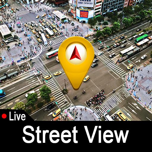 Street View Map Nav   Street Panorama Live View