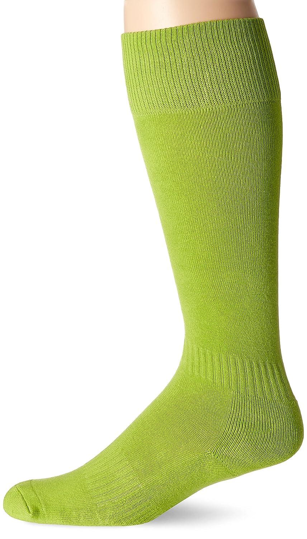 COUVER プレミアム品質 ニーハイ スポーツアスレチック 野球 ソフトボール ソックス B00E9FZE58 Medium|ライムグリーン ライムグリーン Medium