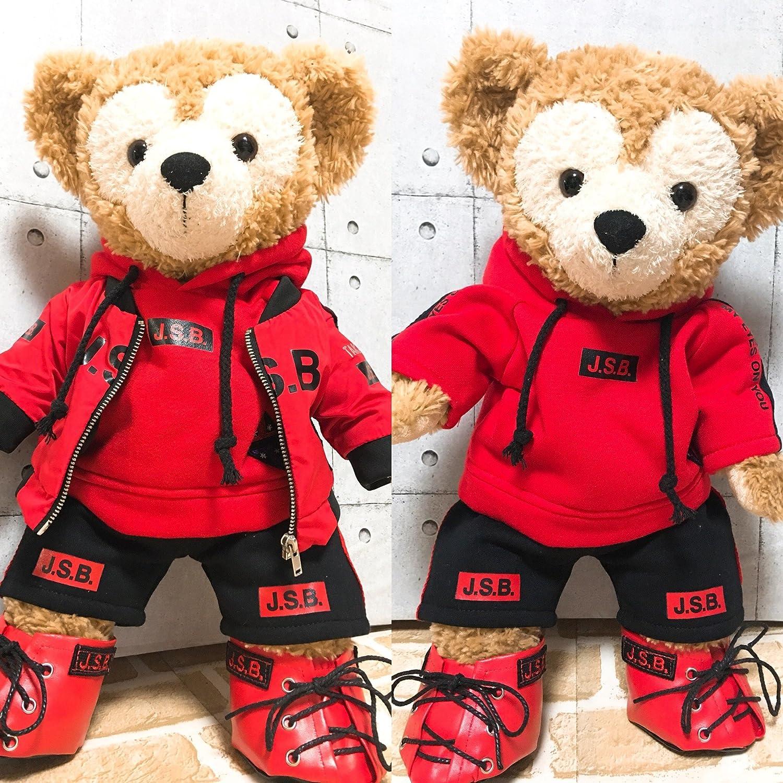 ダッフィ三代目J Soul Brothers衣装 UNKNOWN METROPOLIZ RYUJI   B079QX3FP6