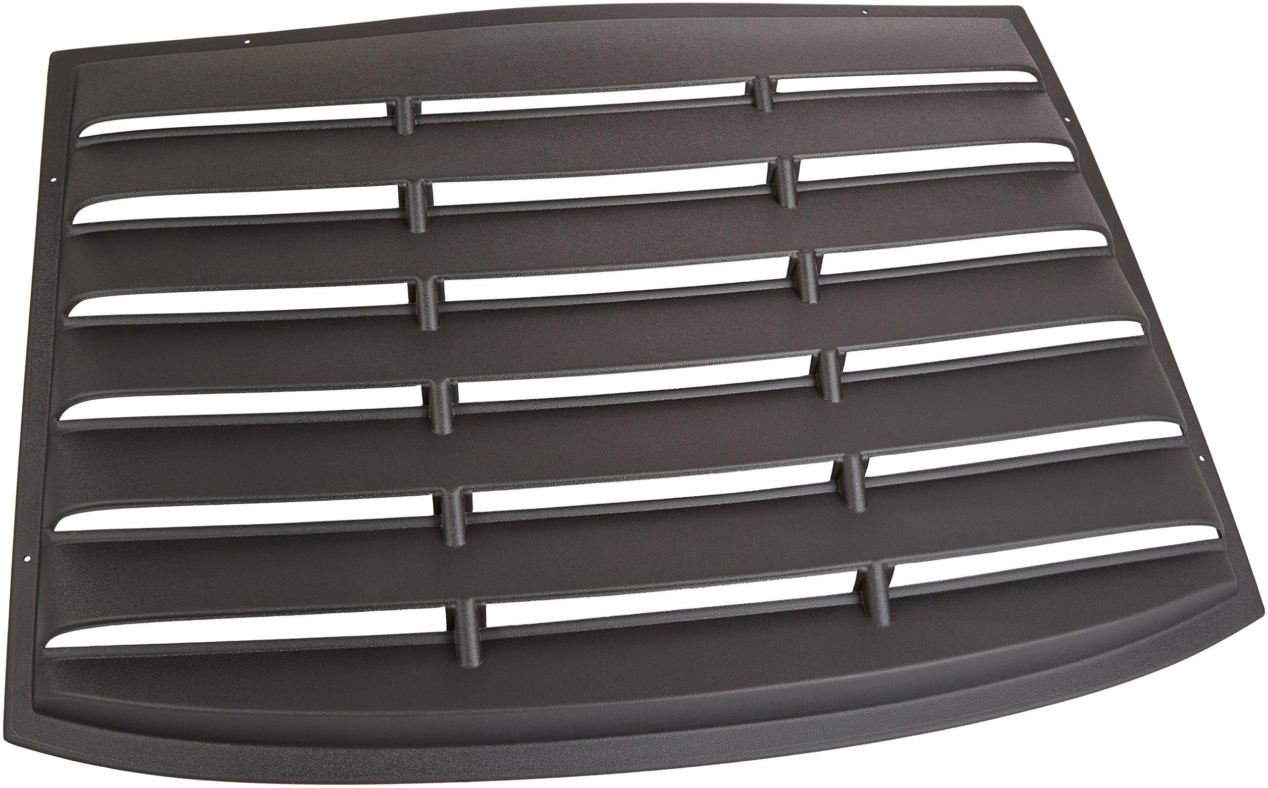 Willpak Industries 1557 ABS Car Louver for Chrysler/Dodge