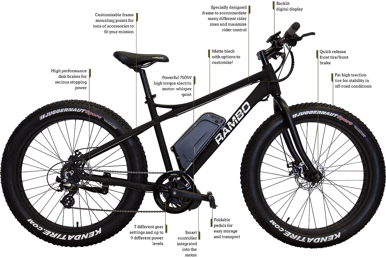 Electric Road Bike Reviews Prices Specs Videos Photos >> Rambo Bikes Power Bike