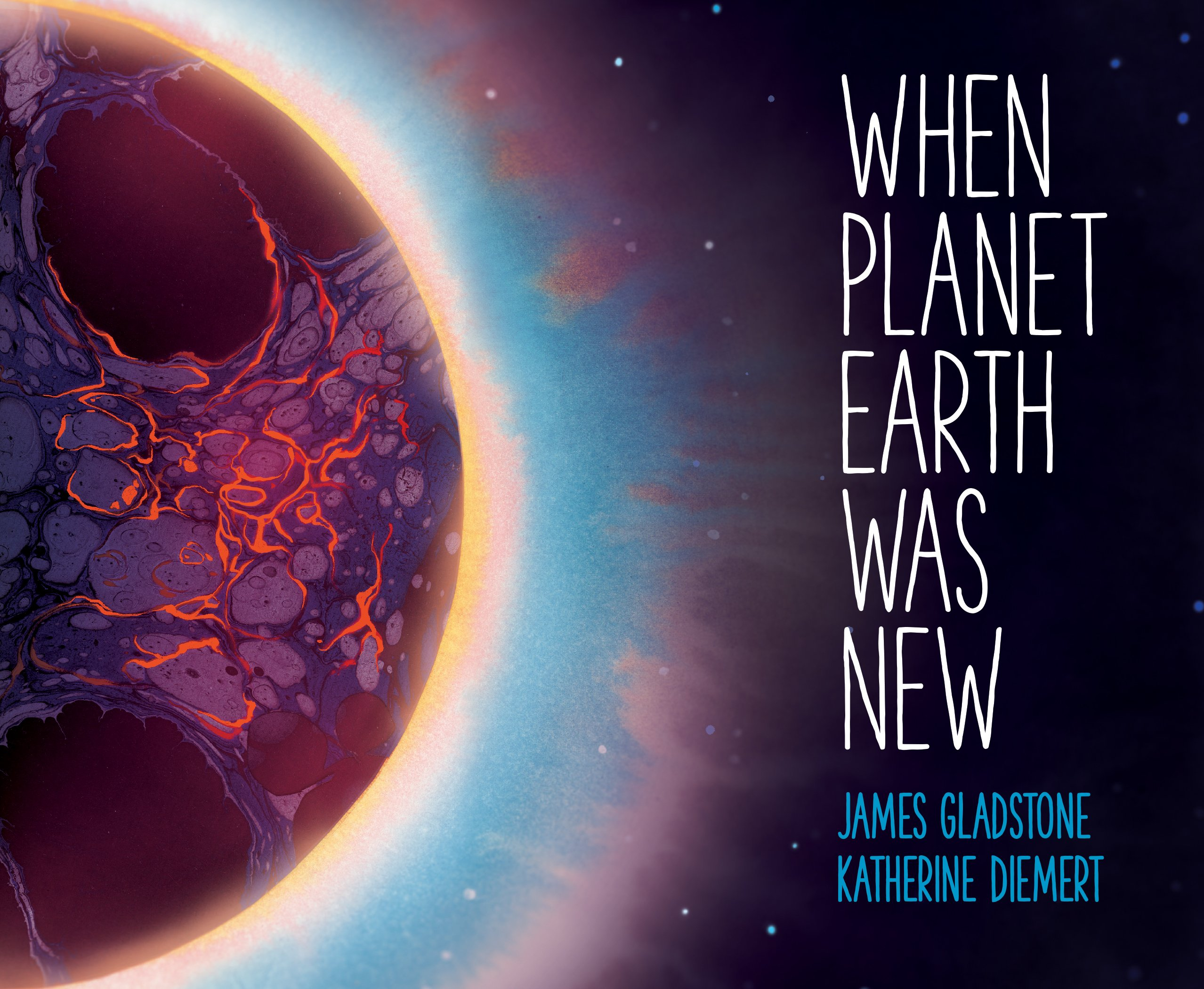 When Planet Earth Was New by Owlkids