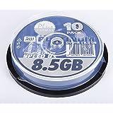 Platinum DVD+R Double Layer 8,5GB 8x 10er Spindel DVD-Rohlinge