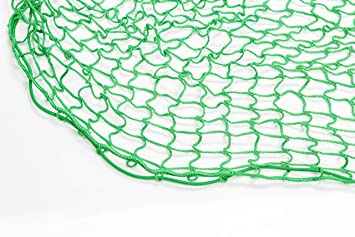 Containernetz Anhängernetz Pkw Netz Abdecknetz 2 5 X 4 5 M Grün 30 Mm Baumarkt