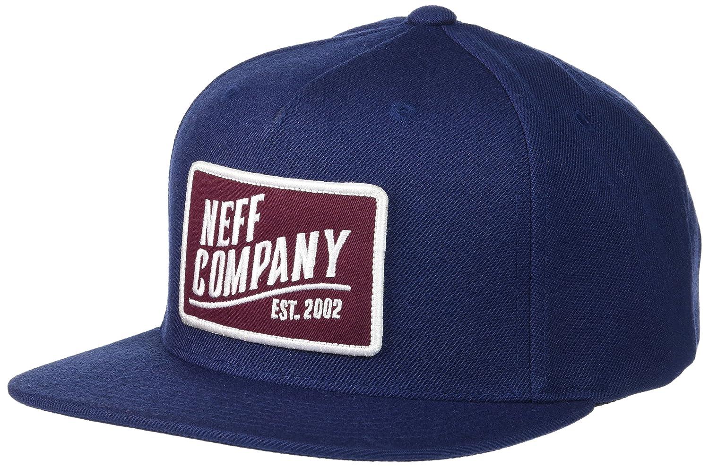Neff Cap Hombres estación Cap Azul Azul Marino Taille Unique ...