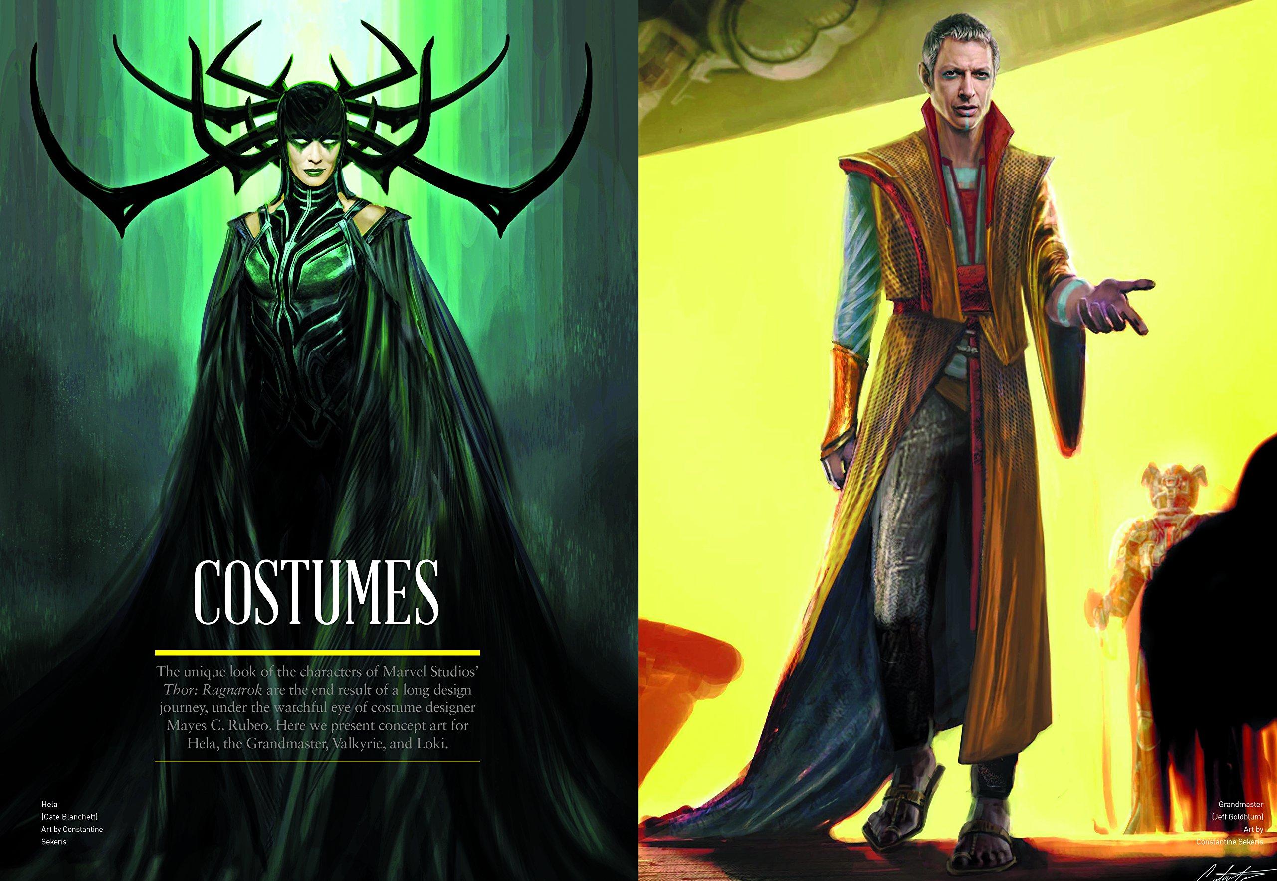 Amazon Com Thor Ragnarok The Official Movie Special Book Marvel 9781785866371 Titan Magazines Books