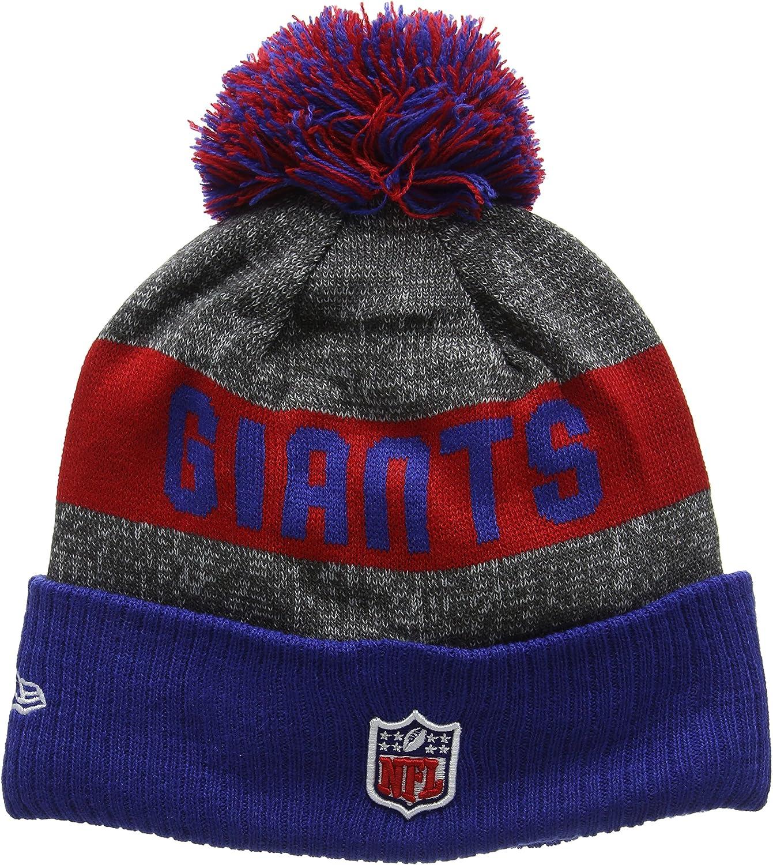 New York Giants NFL Sideline Bobble