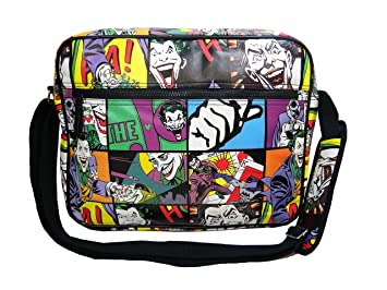Batman The Joker Pop Art - Borsa Messenger: Amazon.it: Giochi E ...