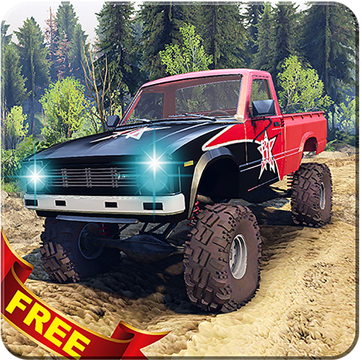 Hillock offroad jeep Driving 3D 4x4