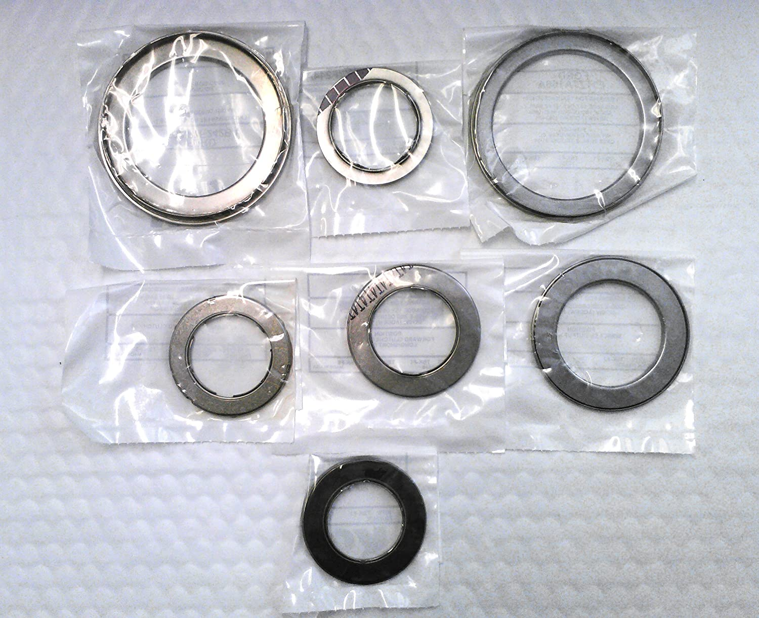 4R70W AODE Transmission Thrust Bearing Kit 1993 and Up Koyo