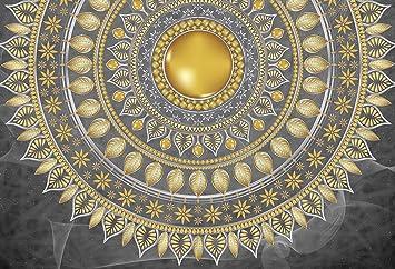 Pvc Vinyl Fussboden Fussboden Boden Teppich Matte Forwall Mandala