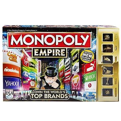 Monopoly Empire Game: Hasbro: Toys & Games
