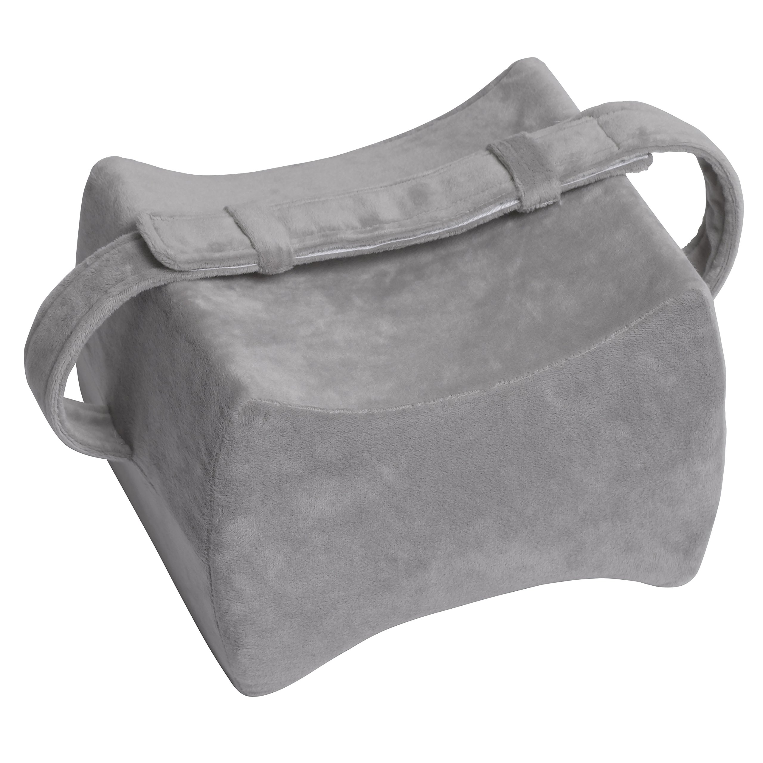 Drive Medical Comfort Touch Knee Support Cushion, Gray