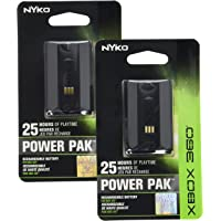 Amazon Best Sellers: Best Xbox 360 Batteries & Chargers