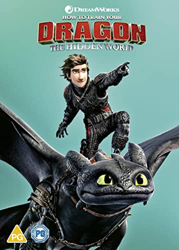 How To Train Your Dragon The Hidden World Dvd Digital Download