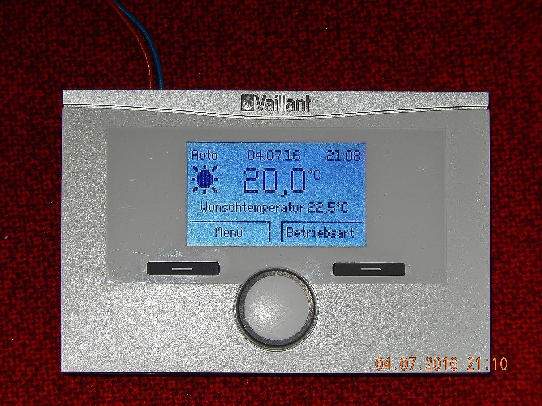 Vaillant Raumtemperaturregler calorMatic 332 / Regelung ...