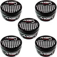 MG5 Hair Wax Combo Pack of 5 Pieces (500 gm)
