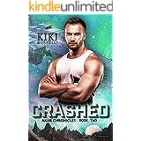 CRASHED: Akar Chronicles Mpreg Romance Book Two