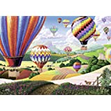Ravensburger Billiant Ballons LGE Form Puz,Adult Puzzles