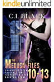 The Medusa Files Collection: Books 10, 11, 12, and 13